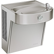 Elkay LVRCHDDS Barrier Free Filtered Vandal Resistant Drinking Fountain (Non-refrigerated)