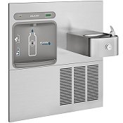 ELKAY LZWS-ERFP8-RF EZH2O Filtered Bottle Filling Station Retrofit for Soft Sides Drinking Fountain