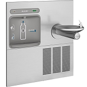 ELKAY LZWS-ERPB8-RF EZH2O Filtered Bottle Filling Station Retrofit for SwirlFlo Drinking Fountain
