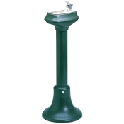 Halsey Taylor 4520-68 FTN - 30 Inch Cast Iron Pedestal Fountain (Non-refrigerated)