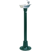 Halsey Taylor 4616 FTN - 30 Inch Cast Iron Pedestal Fountain (Non-refrigerated)