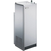 Halsey Taylor HOF14A-Q FR 14 GPH Outdoor Free-Standing Frost Resistant Water Cooler (Refrigerated Drinking Fountain)