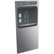 Halsey Taylor HTHBLR-WF HYDROBOOST In-Wall Barrier Free Filtered Bottle Filling Station (Non-refrigerated)