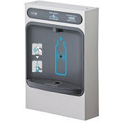 Halsey Taylor HTHBSM HYDROBOOST Surface Mount Filterless Bottle Filling Station