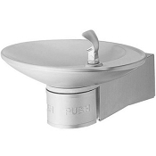 Halsey Taylor OVL-II E Barrier Free Drinking Fountain (Non-refrigerated)