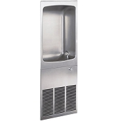 Halsey Taylor RC12A-Q Fully Recessed Barrier Free 8 GPH Water Cooler (Refrigerated Drinking Fountain)