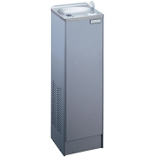 Halsey Taylor S1000-10E-Q 10 GPH Free Standing Water Cooler (Refrigerated Drinking Fountain)