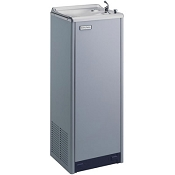 Halsey Taylor SCWT14A-WF-Q 14 GPH Free Standing Water Cooler with Filter (Refrigerated Drinking Fountain)