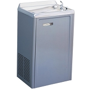 Halsey Taylor WM8A-WF-Q 8 GPH Wall Mounted Water Cooler with Filter (Refrigerated Drinking Fountain)