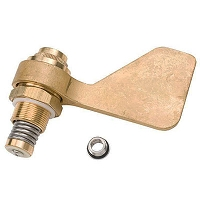 Haws 6252HST - Handle and Stem Assembly for 6252EHLF Valve
