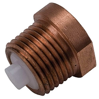 Haws 6518FRDV - Drain Valve for Freeze-Resistant Fountains