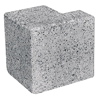 Haws 6620 - Square Concrete Step for 3121 and 3150 Series Fountains