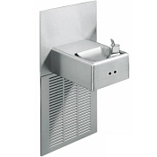 Oasis M8SBEE Barrier Free 8 GPH Modular Water Cooler with Electronic Eyes (Refrigerated Drinking Fountain)