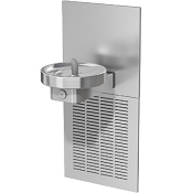Oasis M8WR Barrier Free 8 GPH RADII Water Cooler (Refrigerated Drinking Fountain)
