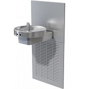 Oasis M8WREE Barrier Free 8 GPH RADII Water Cooler with Electronic Eyes (Refrigerated Drinking Fountain)