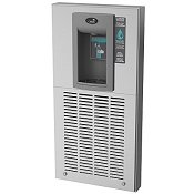 Oasis MWSM8EBF Surface Mount Electronic VersaFiller 8 GPH Water Cooler and Bottle Filling Station (Refrigerated Drinking Fountain)