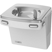 Oasis P8AC Barrier Free 8 GPH Antimicrobial Water Cooler (Refrigerated Drinking Fountain)