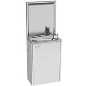 Oasis PLF14SM Simulated Semi-Recessed 14 GPH Water Cooler (Refrigerated Drinking Fountain)