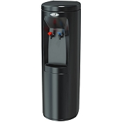 Oasis POUD1SHS Atlantic Black Hot and Cold Bottleless Water Cooler