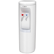 Oasis POUD1SHS Atlantic White Hot and Cold Bottleless Water Cooler