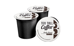 Ten Tall Coffee Pods