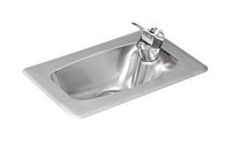 Halsey Taylor Non-Refrigerated Countertop Drinking Fountains