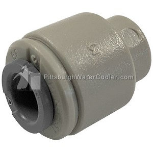 Oasis 028645-001 - Push-In Cap Fitting (1/4 Inch)