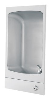 Haws 2405 Barrier Free Fully Recessed Drinking Fountain (Non-refrigerated) - Discontinued