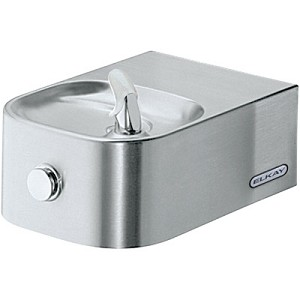 ELKAY EDFP214C Soft Sides ADA Drinking Fountain (Non-refrigerated)