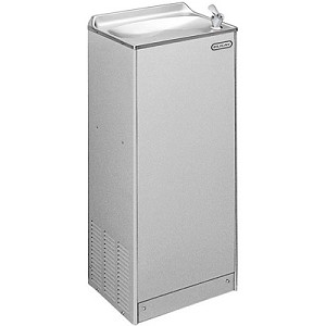 ELKAY EFWC16S1Z Corrosion-Resistant Free Standing Floor Model 16 GPH Water Cooler (Refrigerated Drinking Fountain)