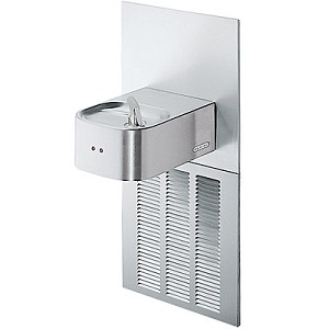 ELKAY EROM8K Soft Sides ADA 8 GPH Sensor Operated Water Cooler (Refrigerated Drinking Fountain)