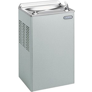 ELKAY EWA16L1Y Wall Mounted 16 GPH Water Cooler (Refrigerated Drinking Fountain) - DISCONTINUED