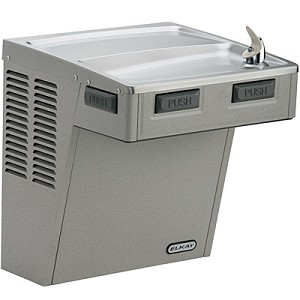 ELKAY LMABF8L Wall Mount Filtered ADA 8GPH Water Cooler (Refrigerated Drinking Fountain)