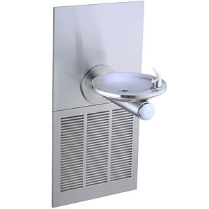 ELKAY LRPBM8K Swirlflo Filtered ADA 8GPH Water Cooler (Refrigerated Drinking Fountain)