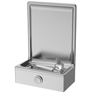 Sunroc DF-5661 Simulated Semi-Recessed Drinking Fountain (Non-refrigerated)