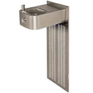 Haws H1109.8 Barrier Free 8 GPH Water Cooler (Refrigerated Drinking Fountain)