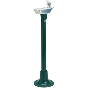 "Halsey Taylor 4617 (36"") Cast Iron Pedestal Fountain (Non-refrigerated)"