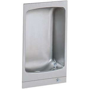 Halsey Taylor BFM-L/R Fulled Recessed Barrier Free Drinking Fountain (Non-refrigerated)