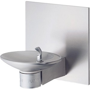 Halsey Taylor OVL-II EBP Barrier Free Drinking Fountain (Non-refrigerated)