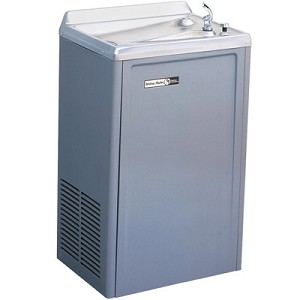 Halsey Taylor WM8A-WF PV 8 GPH Wall Mounted Water Cooler with Filter (Refrigerated Drinking Fountain)