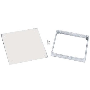 Haws 6603HPS - High Polished Stainless Steel Access Panel