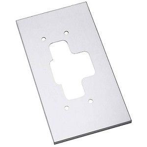 Haws BP7 - Back Panel for 1107L Fountain