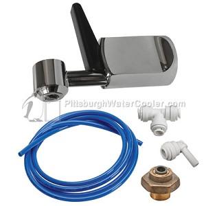 Elkay Lk109a Push Lever Glass Filler Kit Pittsburgh