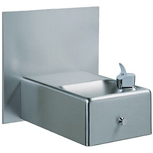 Sunroc DF-3411FR Barrier Free Frost Resistant Modular Drinking Fountain (Non-refrigerated)