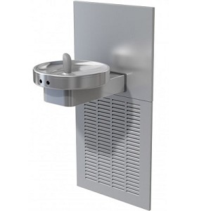Sunroc DRF-7101HF Barrier Free 8 GPH Water Cooler with Electronic Eyes (Refrigerated Drinking Fountain)