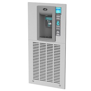 Oasis MW12EBF In-Wall Electronic VersaFiller 12 GPH Bottle Filling Station (Refrigerated)