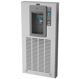 Oasis MWSMG12SBF Surface Mount VersaFiller 12 GPH Water Cooler and Bottle Filling Station (Refrigerated Drinking Fountain)