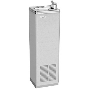 Oasis P5CP Free Standing 5 GPH Water Cooler (Refrigerated Drinking Fountain)