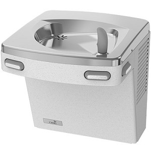 Oasis P8AC Barrier Free 8 GPH Antimicrobial Water Cooler (Refrigerated Drinking Fountain) - NEW MODEL IS OASIS PG8AC