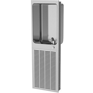 Sunroc NFRD12  Fully Recessed12 GPH Water Cooler (Refrigerated Drinking Fountain)